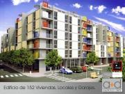 Edif. 152 Viviendas, Locales y Garajes en Aldaia.