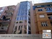 Edif. 11 Viviendas, Garajes y Trasteros en Valencia.