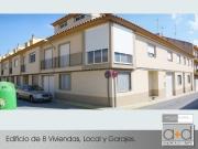 Edif. 8 Viviendas, Local y Garajes en San Antonio de Requena.