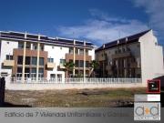 Edif. 7 viviendas unifamiliares y garajes en Aldaia.