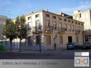 Edif. 6 Viviendas y 12 Garajes en Valencia.