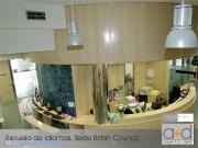 Sede British Council y Escuela de Idiomas en Valencia.