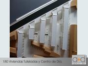 180 Viviendas Tuteladas y Centro de Día en Valencia.