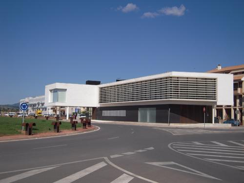 Edificio Multiusos. Juzgado de paz