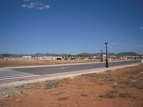 Terrenos edificables