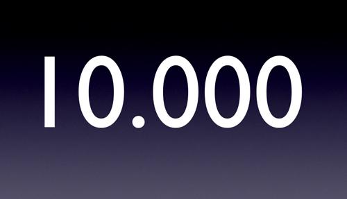 10.000 visitas